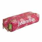 Trousse double Tann's Liberty rose